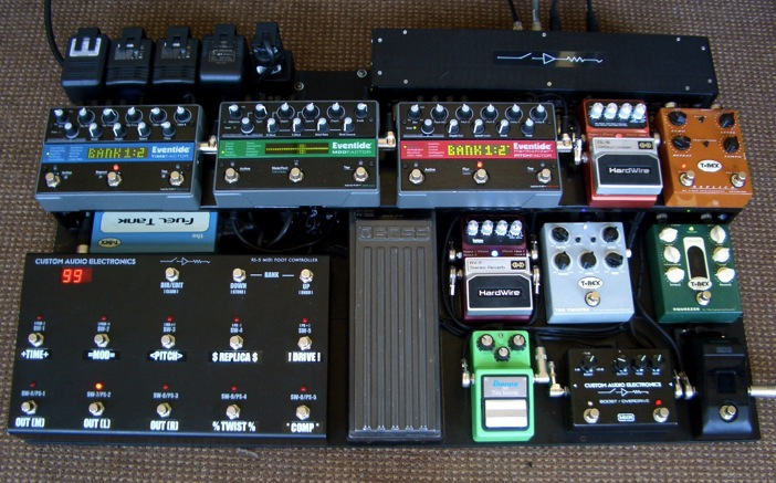 the custom shop rh customaudioelectronics com Bass Pedalboard For Pedalboard Power Conditioner