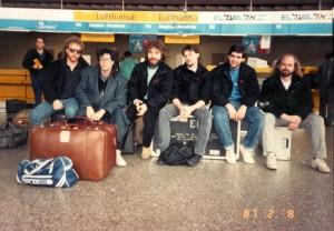 Toto Crew 1987