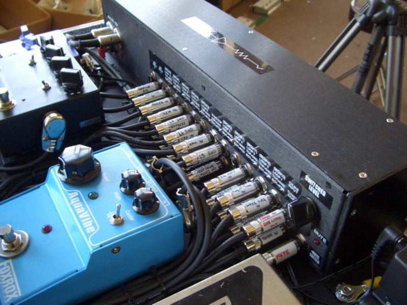 Pedal Board System